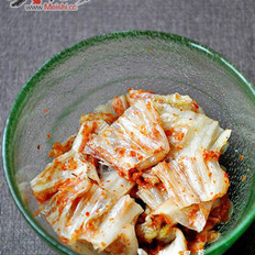 实用版辣白菜的做法