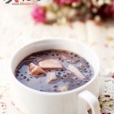 香芋紫米露
