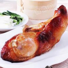 脆皮烤鸭的做法