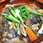 黑椒鱼头煲