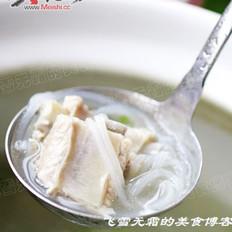 排骨粉丝汤的做法