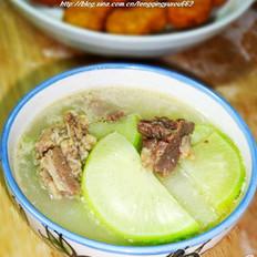 蘿卜羊肉湯的做法