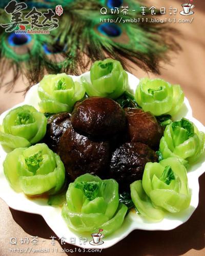 香菇黄酒菜心一斤糯米能酿多少蚝油图片