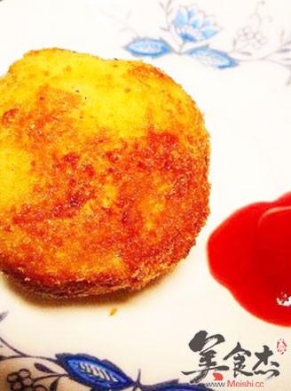 土豆可乐饼的做法_家常土豆可乐饼的做法【图】土豆