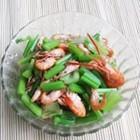 河虾腌芹菜