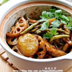 素版麻辣香锅的做法