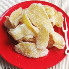 自制姜糖片的做法