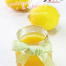 柠檬果酱的做法