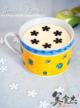 宝宝牌牛奶炖蛋的做法