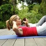做仰卧起坐能预防痔疮肛瘘