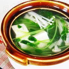 简易鸡翅汤的做法