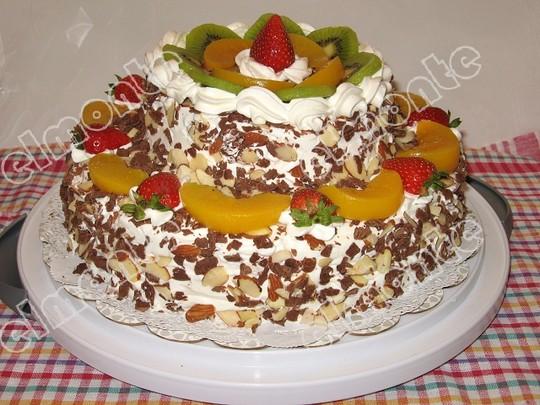 送给朋友儿子的巧克力生日蛋糕