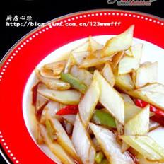 新手易做:五星级醋溜白菜的做法