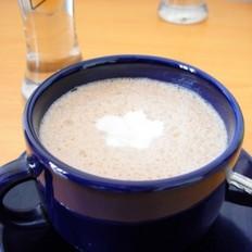 香蕉咖啡奶茶的做法