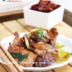 浓浓家乡味:回锅肉的做法