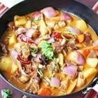 香辣羊肉锅
