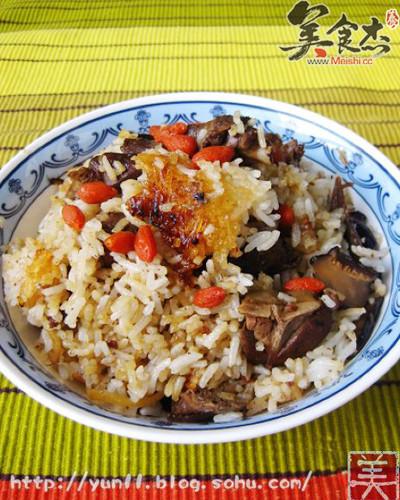 糊了的饭图片_鸽子饭的做法【步骤图】_菜谱_美食杰