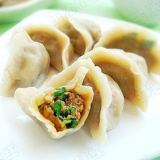 虾仁(海鳗挂面馅)河北挂面厂玉洁饺子图片