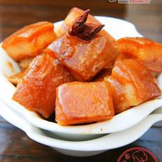 东北大酱:大酱烧五花肉的做法