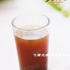 姜枣汁的做法