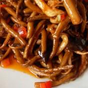 鱿鱼茶树菇