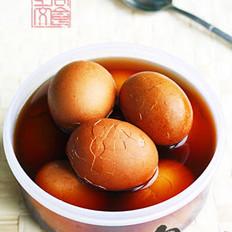 红茶清汤茶叶蛋的做法