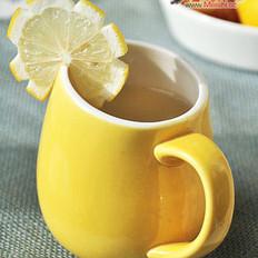 英式柠檬姜茶的做法