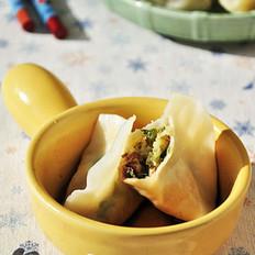 白菜雪菜水饺
