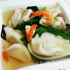 鲜汤羊肉水饺的做法