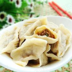 白萝卜牛肉水饺的做法