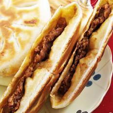 牛肉餡餅的做法