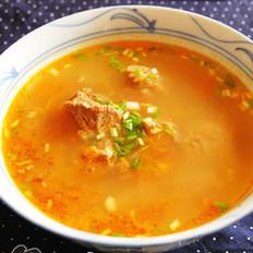 蕃茄牛腩汤的做法