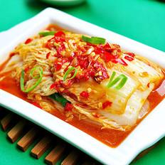 湖南剁椒烧白菜的做法