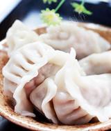 香菇冬笋鲜肉饺