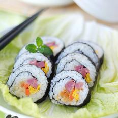 爽口寿司卷的做法