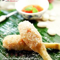 椰香甘蔗虾