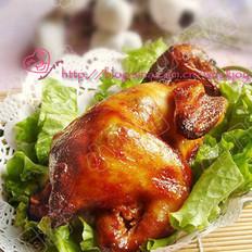 新奥尔良烤整鸡的做法