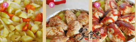 蜜汁叉烧鸡翅烤蔬菜qm.jpg
