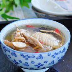 党参黄芪鸡汤