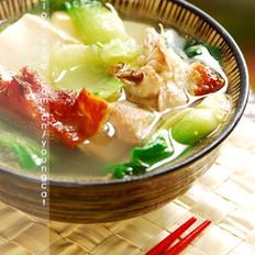 浓香鸭架汤的做法