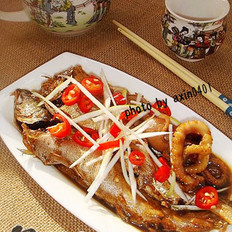红烧杂鱼的做法
