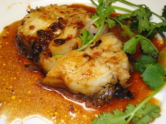 豆豉香辣银鳕鱼的做法图片