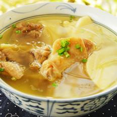 酒酿冬笋老鸭汤的做法