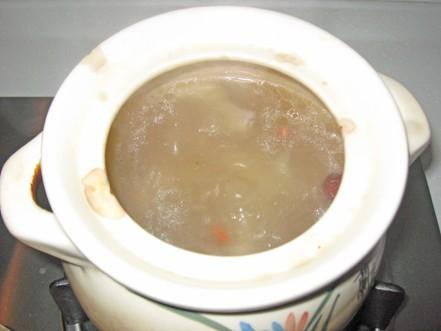 v做法做法莲子:驴肉百合排骨汤的考生江西吃食谱的多吗图片