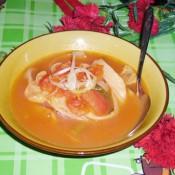 番茄高丽菜汤