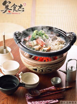 日式小火锅的做法