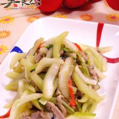 罗锅大白菜的做法