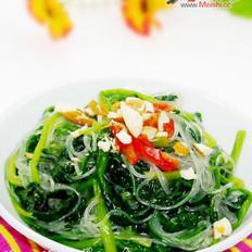 粉-果博东方-果博东方丝拌菠菜