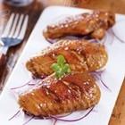 咖喱煎鸡翅