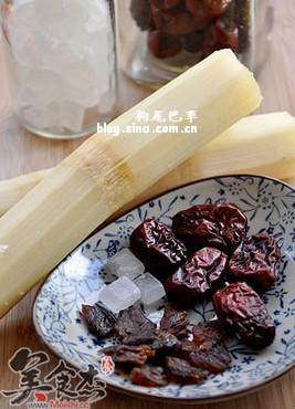 甘蔗红枣桂圆甜汤Qe.jpg